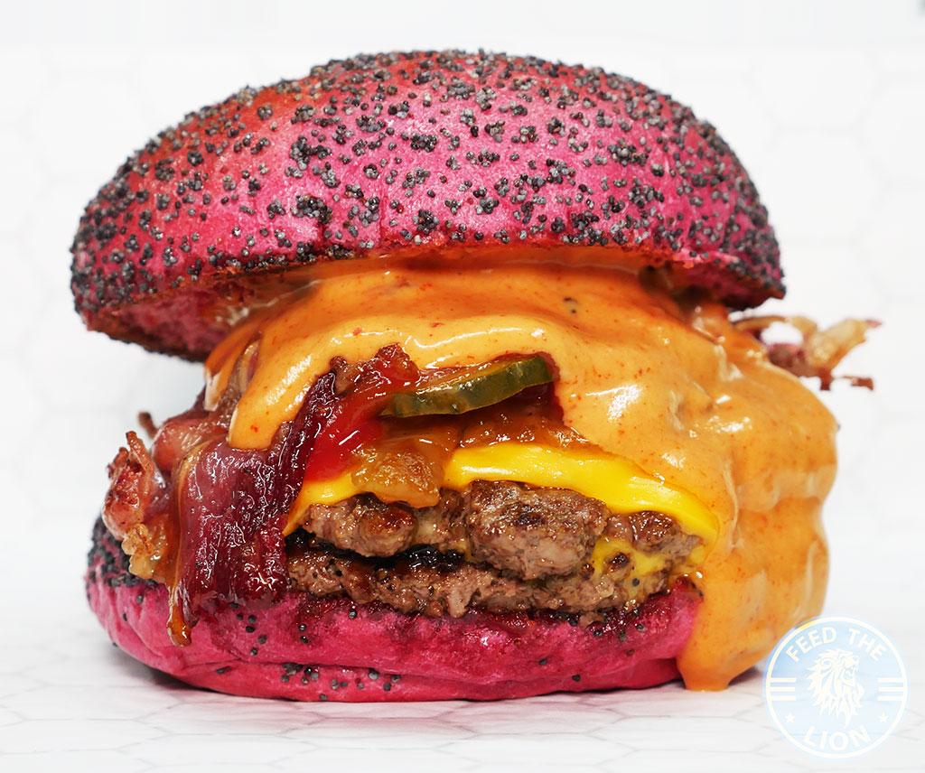 Smash Burger Co. Wagyu Halal Burgers Wembley Alperton London HMC