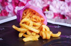 So Famous Sheffield halal restaurant fries
