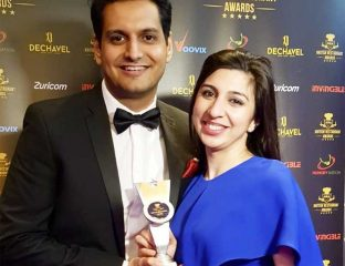 Saliha Ahmed british restaurant awards best chef winner