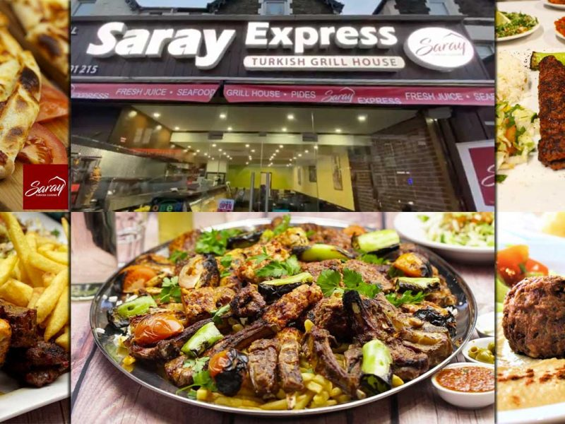 Saray Express Turkish Cardiff Wales