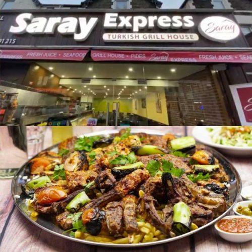 Saray Express Turkish Cardiff Wales