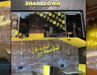 Shakedown Manchester Dessert Parlour