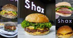 Shax Burger Smashed Dundee Scotland