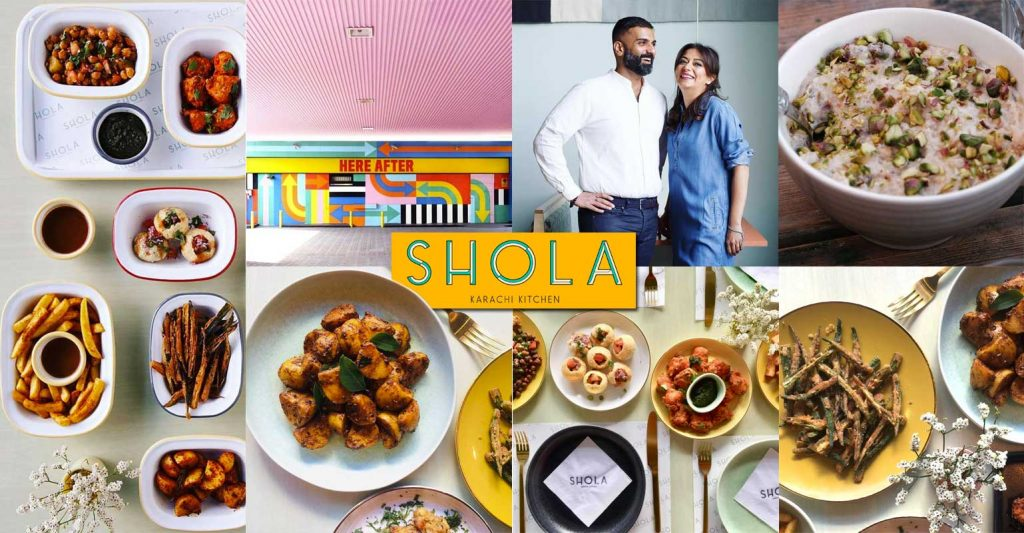 Shola Karachi Kitchen Pakistani London White City Curry