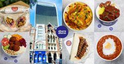Shuro Shirin Persian London Grab & Go