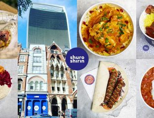 Shuro Shirin Persian London Grab & Go