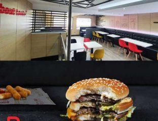 Slamburger McDonald's Halal Burgers Luton Bedfordshire