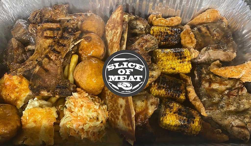 Slice Of Meat Caribbean Halal Restaurant London