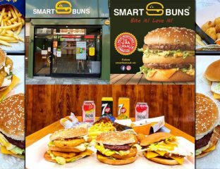 Smart Buns Halal McDonald's London Wood Green