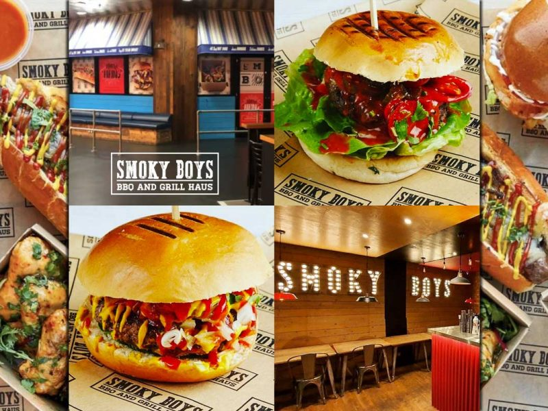 Smoky Boys Burgers Castleford Xscape Yorkshire