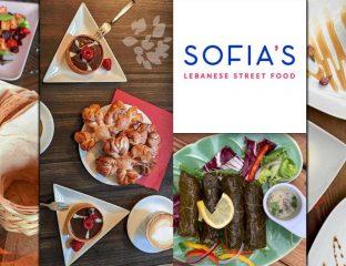 Sofia's Lebanese Street Food Shisha Scotland Edinburgh