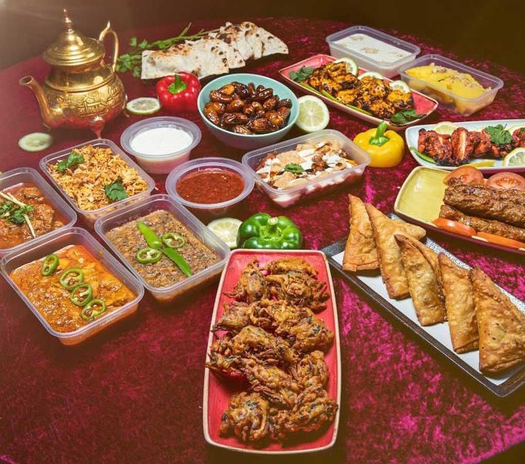 Spice Village Indian Halal Restaurant London