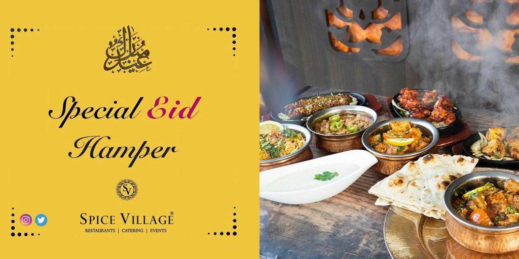 Eid Hamper Set Menu Ramadan Delivery Restaurants Halal Indian
