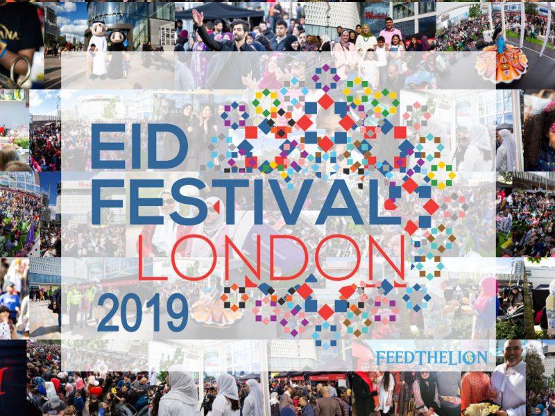 Eid Festival - Westfield London 2019