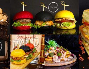 Status Kitchen Burgers Dubai Kingly Court Soho London