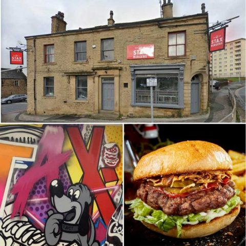 Stax Burger Halal Restaurant Bradford