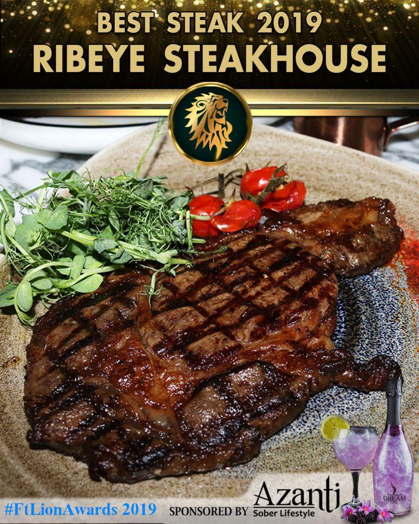 Awards Steaks Steakhouse Ribeye Manchester Restaurant