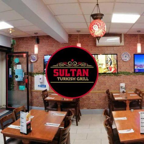 Sultan Turkish Grill Halal Food Restaurant Manchester
