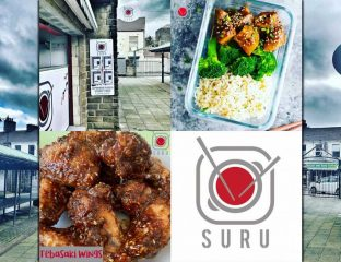 Suru Wok & Grill Halal Japanese Haslingden Market Rossendale Lancashire