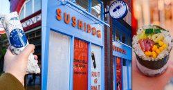 Sushidog Covent Garden Seven Dials London