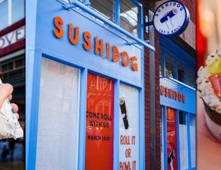 Sushidog Covent Garden Seven Dials London