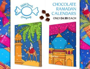 Halal Sweets Company Chocolate Ramadan Calendar 2019