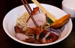 Duck Ramen Tamashii Halal Japanese restaurant Kings Cross