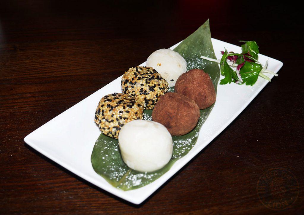 Desserts Mochi Ice Cream Tamashii Halal Japanese restaurant Kings Cross