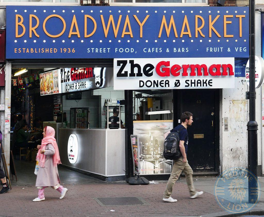 broadway market Tooting Broadway Halal restaurants