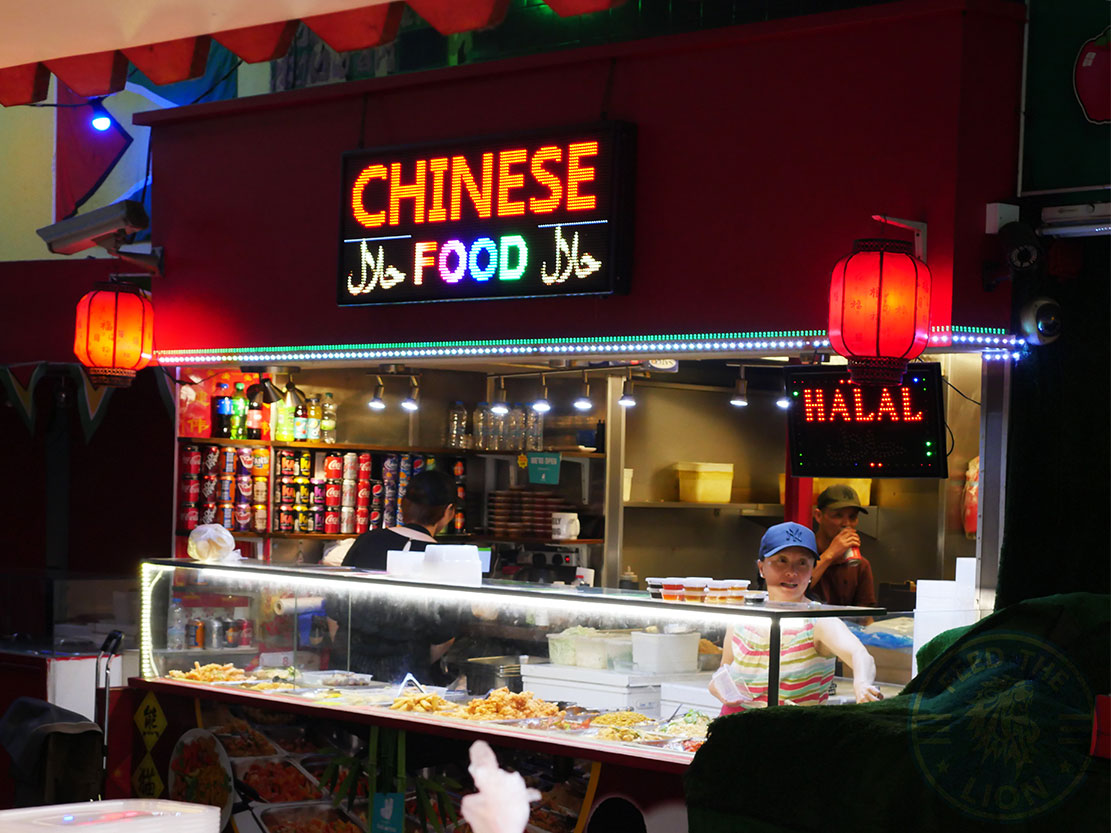 Halal Food Spots On Tooting High Street In South London Feed The Lion