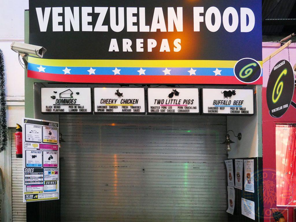 Venezuelan Tooting Broadway Halal restaurants