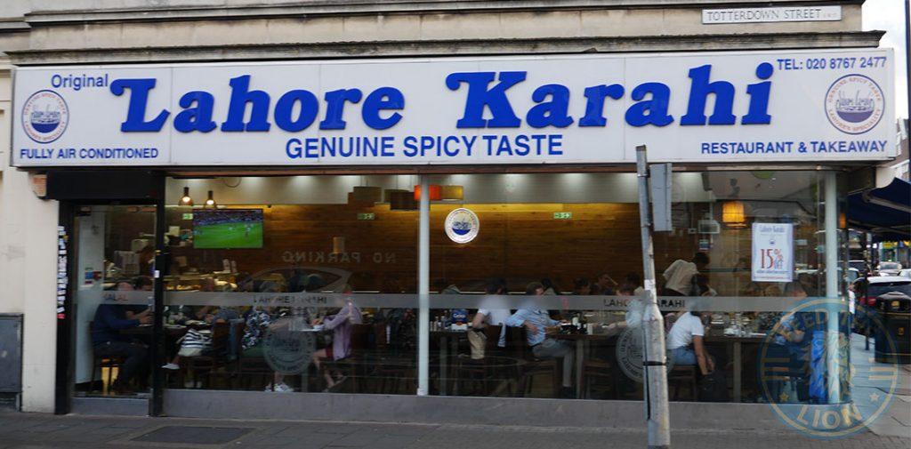 Lahore Karahi Tooting Broadway Halal restaurants