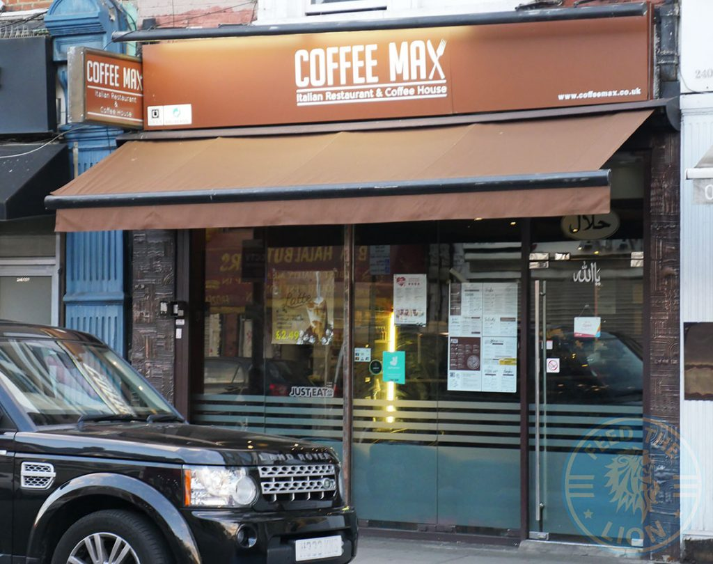 Coffee Max Tooting Broadway Halal restaurants