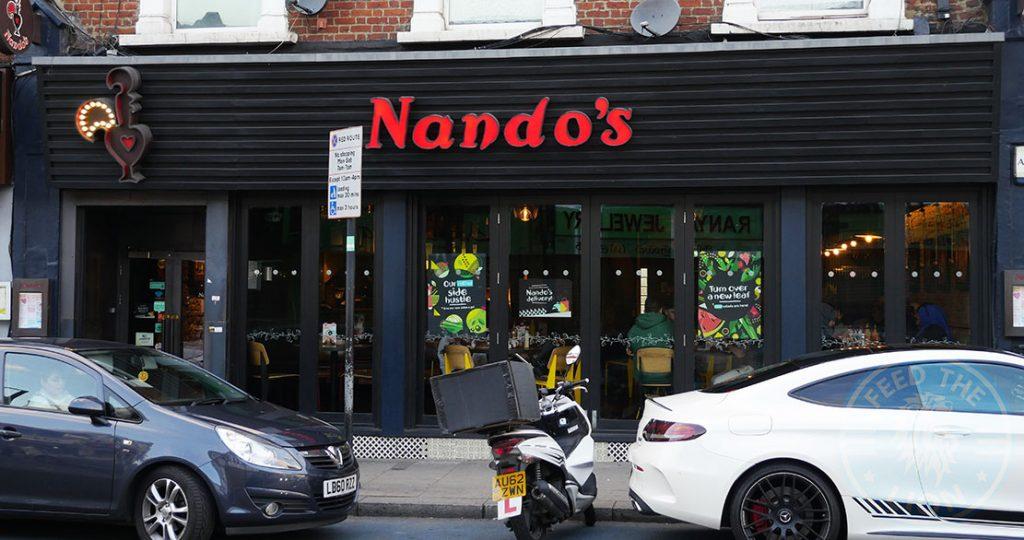 Nando's Tooting Broadway Halal restaurants