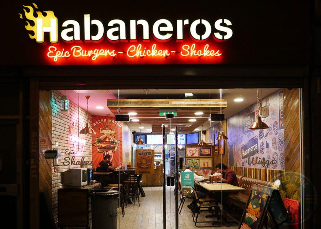 Habaneros Tooting Broadway Halal restaurants