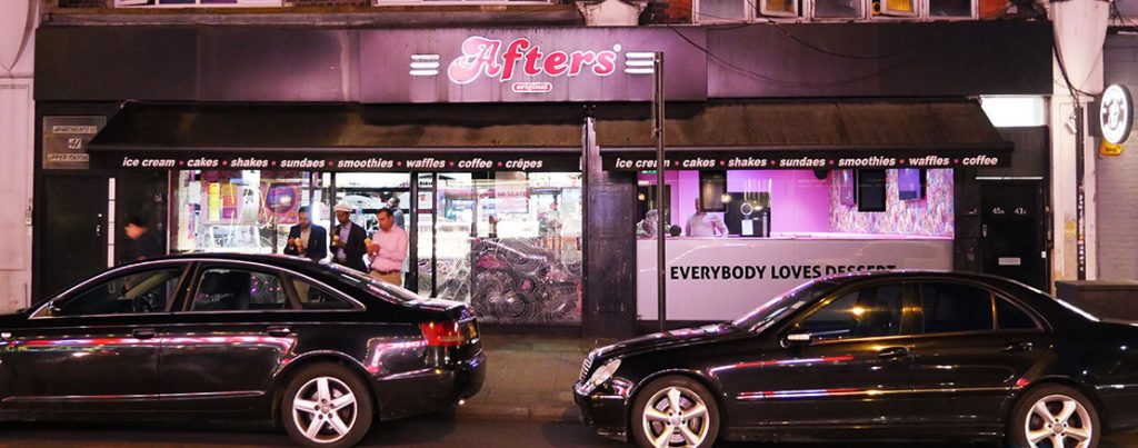 Afters Tooting Broadway Halal restaurants