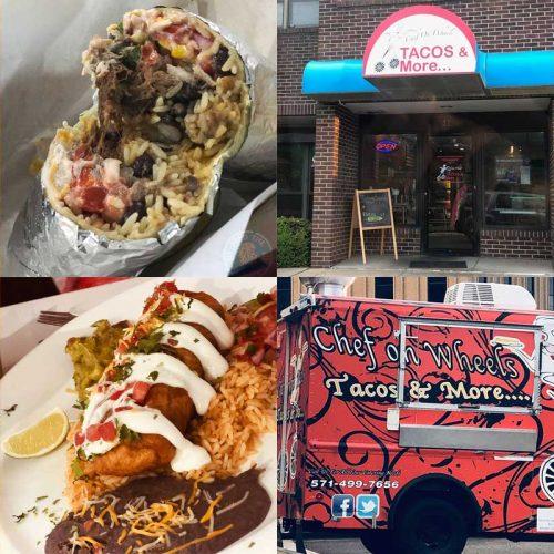 Taco Zocalo Mexcian Virginia USA
