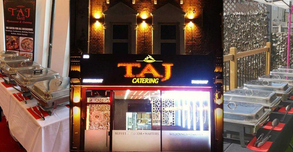Taj Restaurant Catering Pakistani London Ilford
