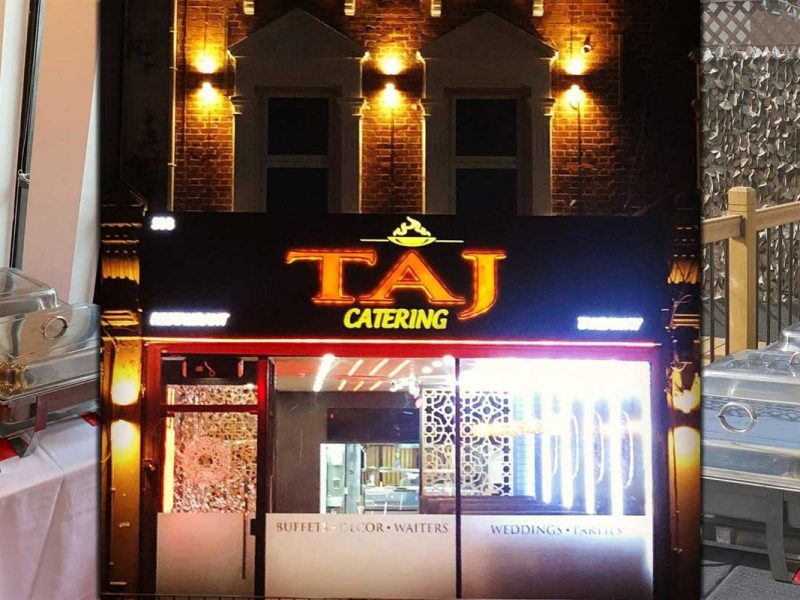Taj Restaurant Catering Pakistani London Ilford