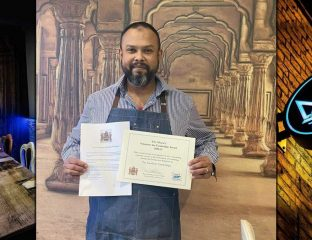 Taj Tandoori Halal Restaurant Mayor Award Cambridge