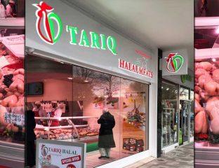 Tariq Halal Butchers Crawley County Mall