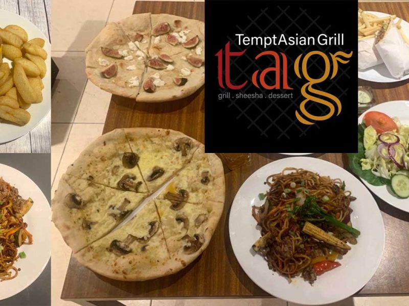 Tempt Asian Grill Oldham Manchester