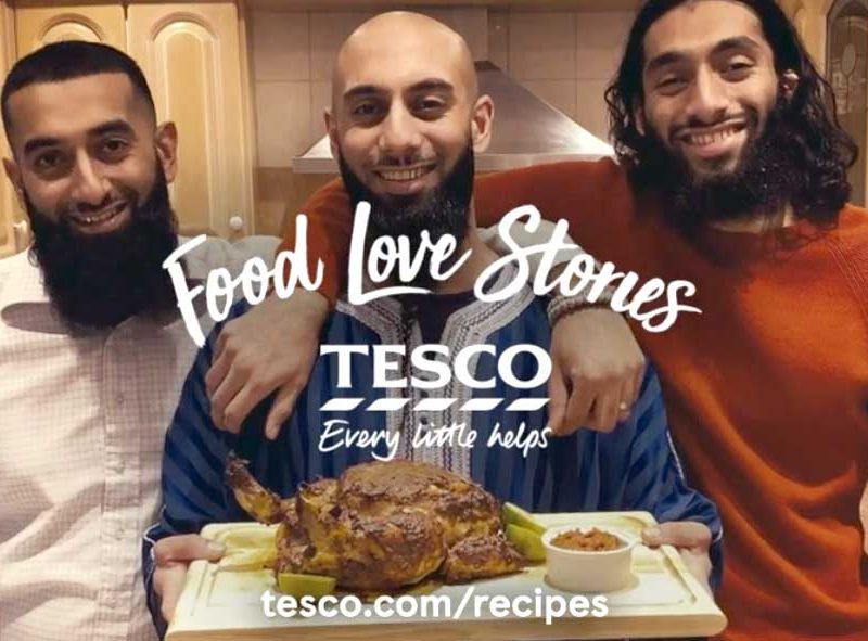 Tesco Halal meat Twitter Storm