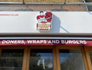 The Doner Guys Poplar London Burgers Halal
