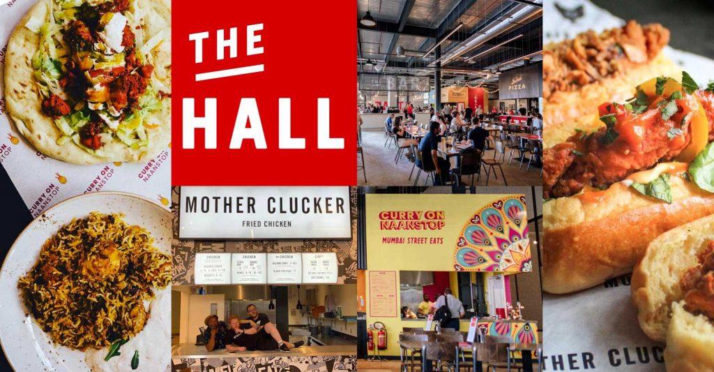 The Hall intu Lakeside Halal Essex Street Food