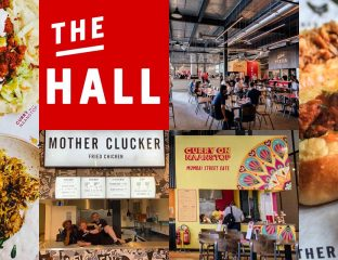 The Hall intu Lakeside Halal Essex Street Food