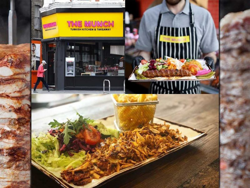 The Munch Turkish Halal Shoreditch Hackney