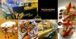 The Sushi Bar Halal Band Of Burgers Brick Lane London