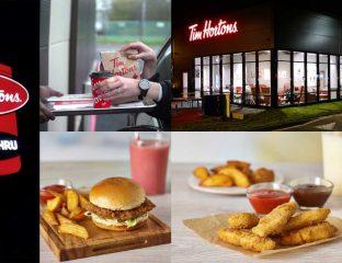 Tim Horton Halal Milton Keynes Motherwell