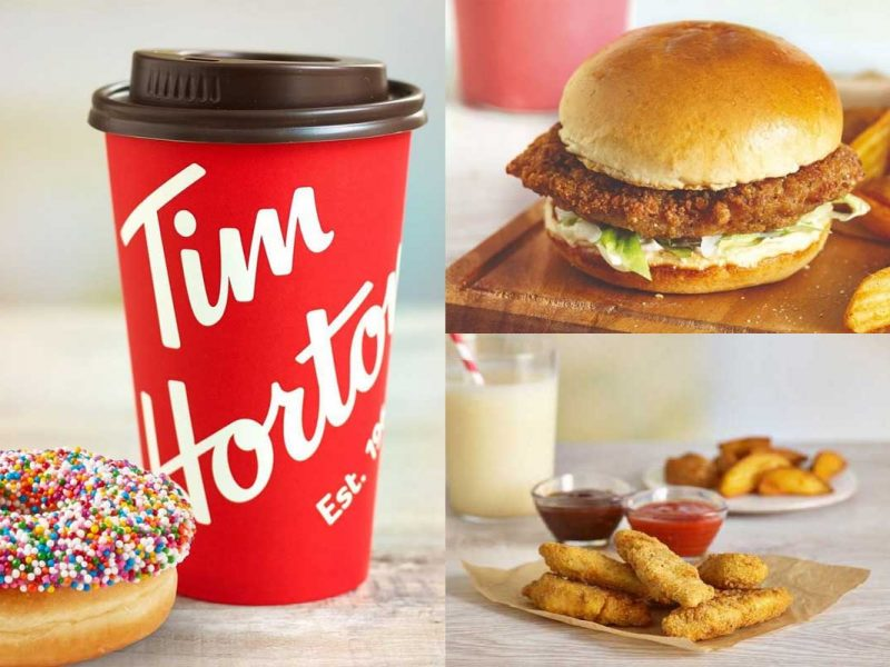 Tim Horton Halal Restaurant Milton Keynes